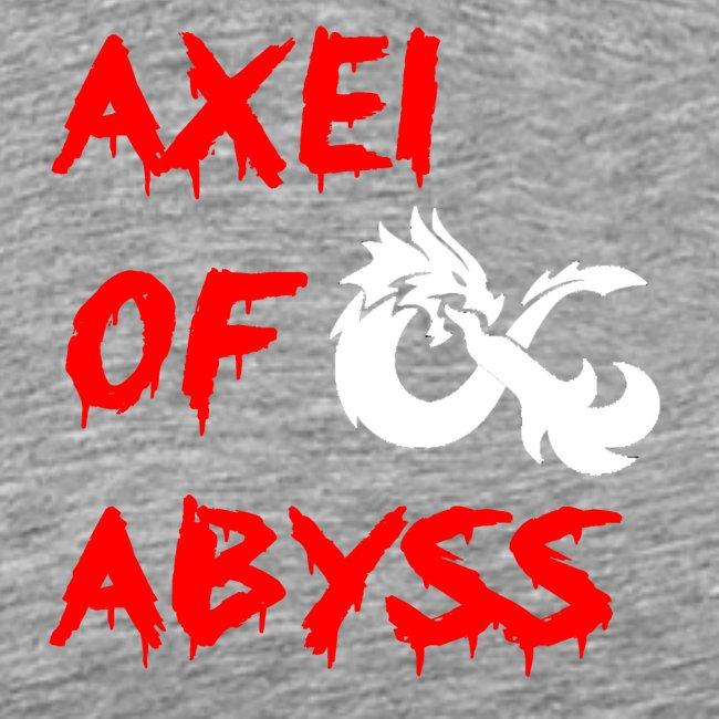 Axelofabyss dragon shirt