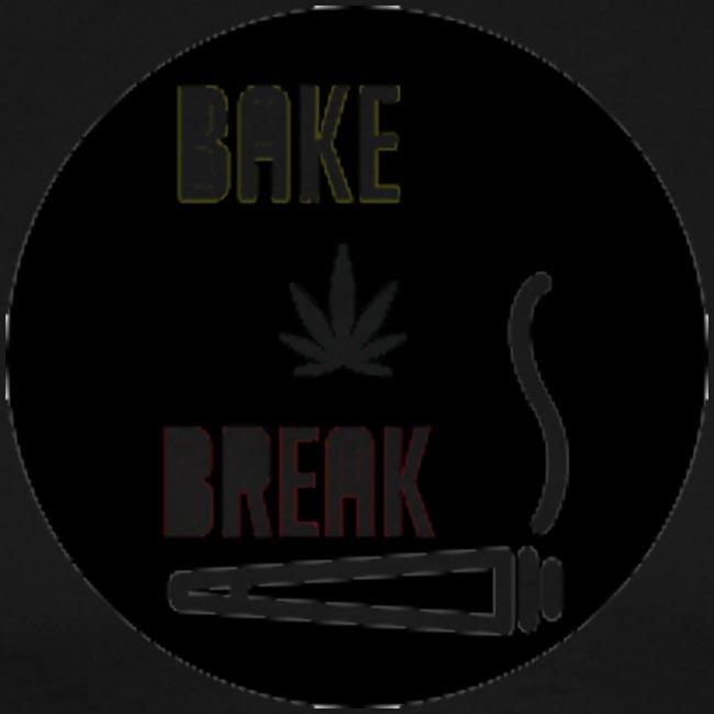 Bake Break Logo Cutout