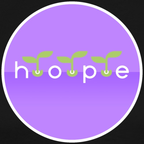 Hope in Heliotrope - Men's Premium T-Shirt