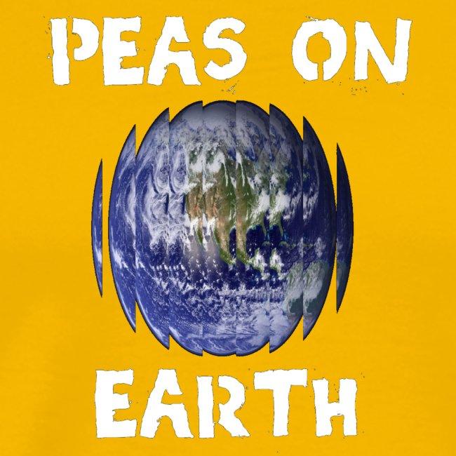 Peas on Earth!