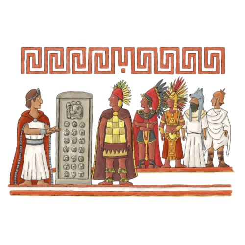 Grand Badge Inca - Men's Premium T-Shirt