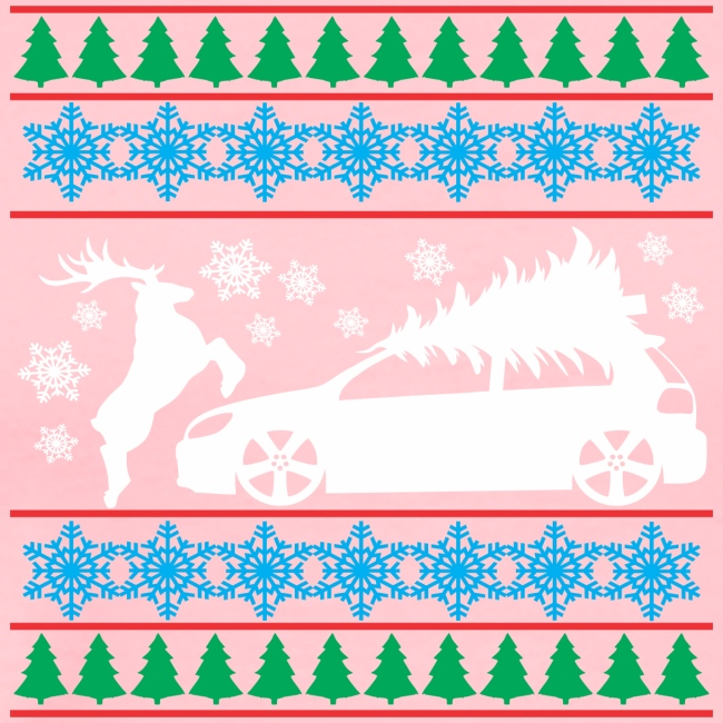 MK6 GTI Ugly Christmas Sweater