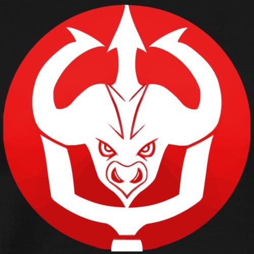 buffalotrident logo - Men's Premium T-Shirt