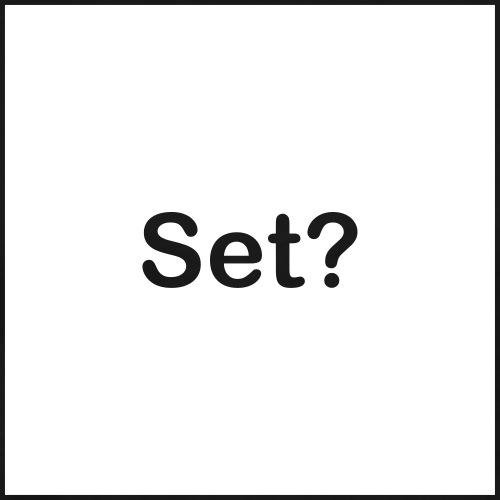 set? - white - Men's Premium T-Shirt