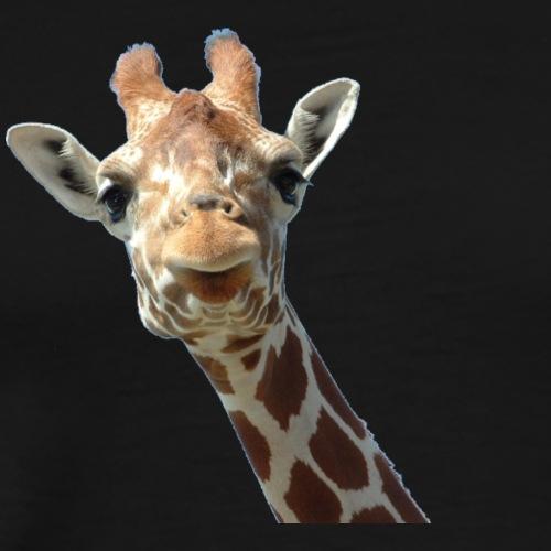 giraffe PNG13531 - Men's Premium T-Shirt