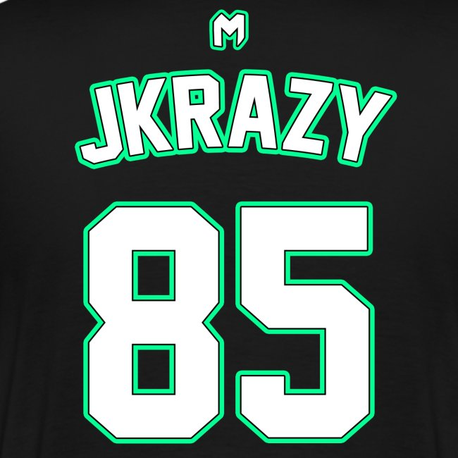 Player T-Shirt | JKrazy