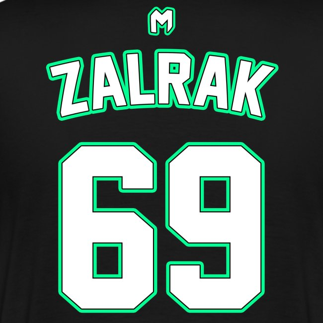 Player T-Shirt | Zalrak