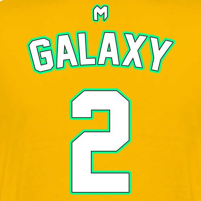 Player T-Shirt | Galaxy