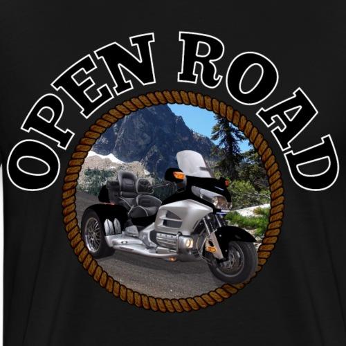 Open Road - Men's Premium T-Shirt