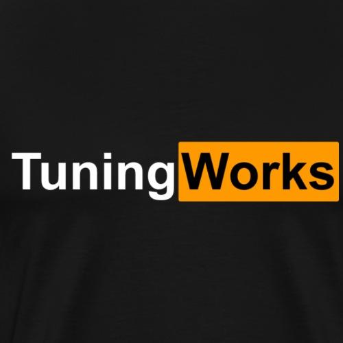 The Tuning Hub - Men's Premium T-Shirt