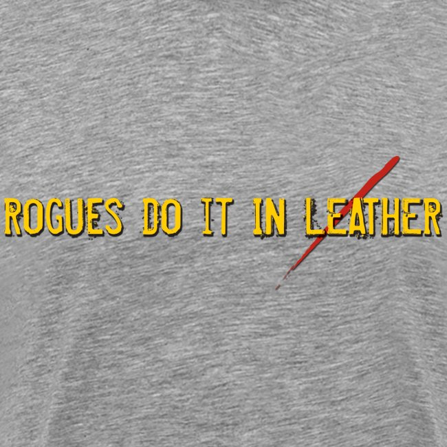 Rogues Do It World of Warcraft