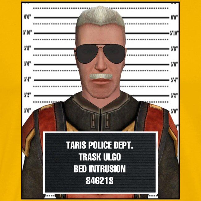 Trask TBI Mugshot