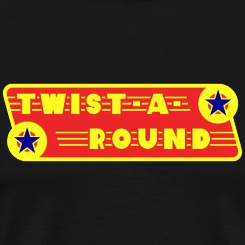 Twist Around - Men's Premium T-Shirt