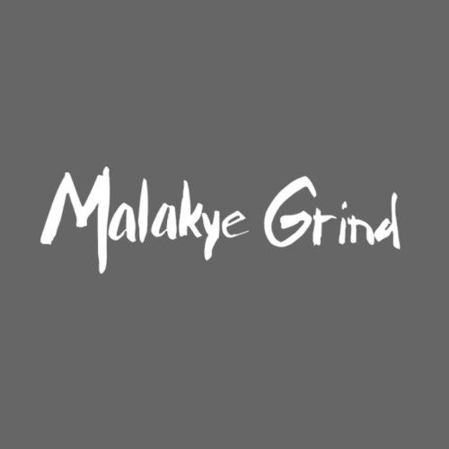 Malakye Grind Rock'n'Roll is Black Series - Men's Premium T-Shirt