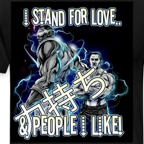 KATSU I STAND - Men's Premium T-Shirt