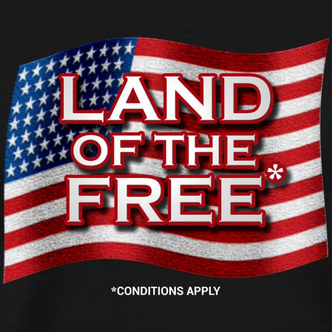Land of the free png