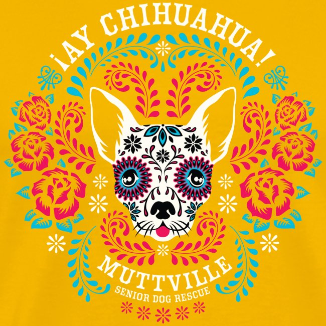 Muttville's AY CHIHUAHUA!