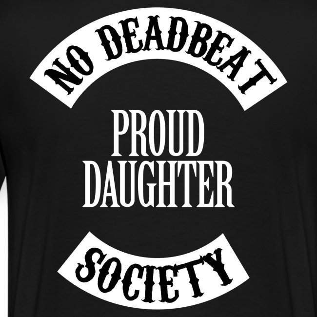 Proud Daughter T-shirt (Kids)