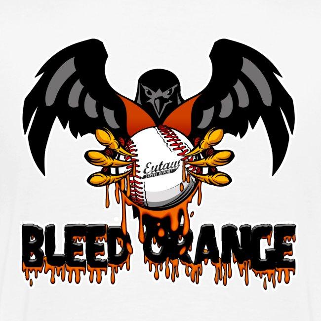 bleed orange shirt BIRD png