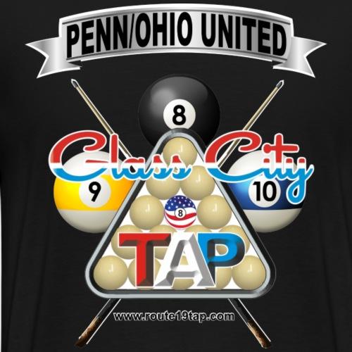 Glass City League - Men's Premium T-Shirt
