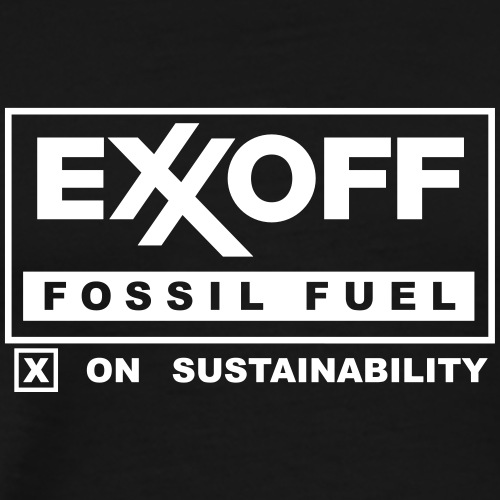 EXXOFF [ X ] ON - Men's Premium T-Shirt