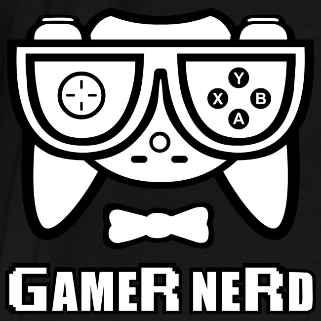 Nerds - Gamer Nerd SD