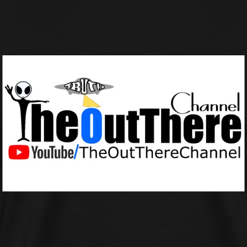 Tshirt OTChanBanner V4 with Large PINKY crew Logo - Men's Premium T-Shirt