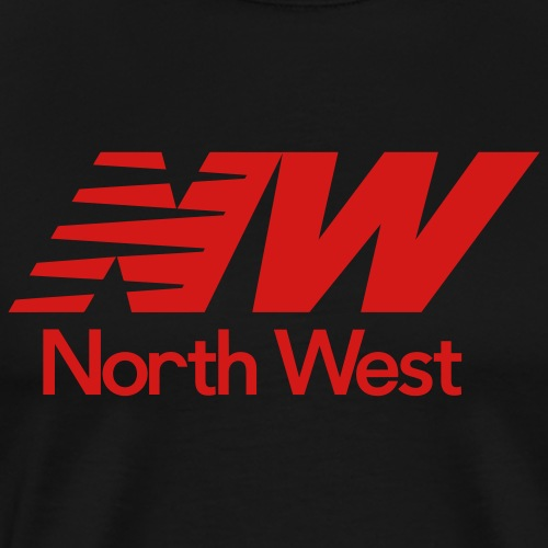 WeAllWeGotNWDesignRED - Men's Premium T-Shirt