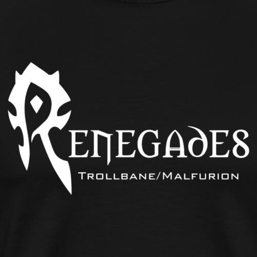 Sundyvah's Renegades List Tee 2019 - Men's Premium T-Shirt