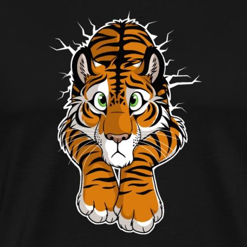 STUCK Tiger Orange (double-sided)