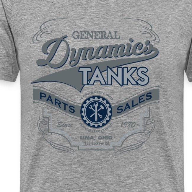 General Dynamics Tanks
