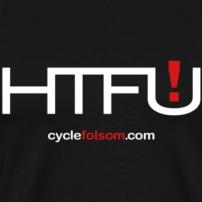 HTFU Logo for Chest w CycleFolsom com beneath
