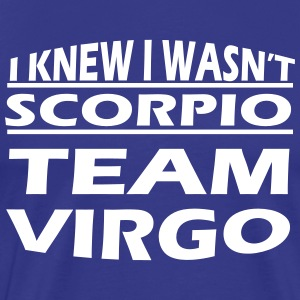 Team Virgo - Men's Premium T-Shirt