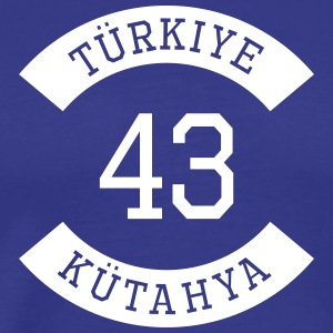 turkiye 43 - Men's Premium T-Shirt