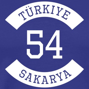 turkiye 54 - Men's Premium T-Shirt