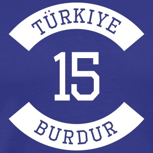turkiye 15 - Men's Premium T-Shirt