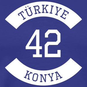 turkiye 42 - Men's Premium T-Shirt