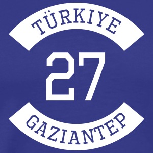 turkiye 27 - Men's Premium T-Shirt