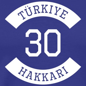 turkiye 30 - Men's Premium T-Shirt