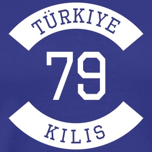 turkiye 79 - Men's Premium T-Shirt