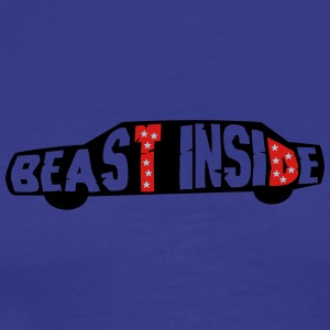 Beast Inside - Men's Premium T-Shirt