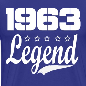 63 legend - Men's Premium T-Shirt
