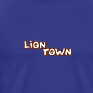 Lion Town - Men's Premium T-Shirt