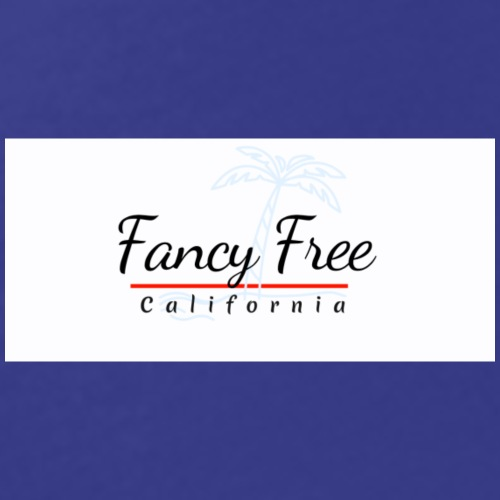fancy free california summer design - Men's Premium T-Shirt