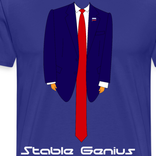 The Stable Genius - Men's Premium T-Shirt