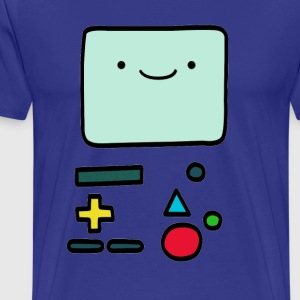 BMO from Adventure time - Men's Premium T-Shirt