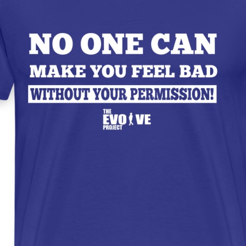 no one shirt - Men's Premium T-Shirt