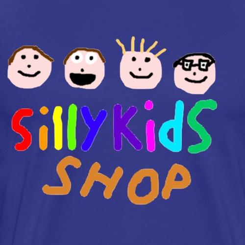 Shop Logo - Men's Premium T-Shirt
