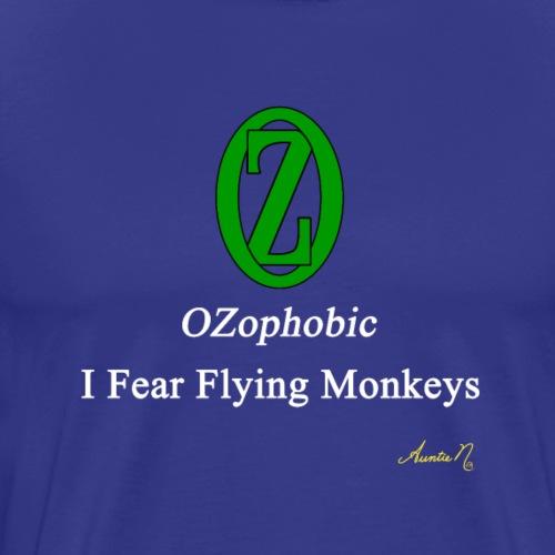 0131w OZophobic - Men's Premium T-Shirt