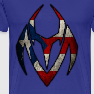 YM logo PR Flag - Men's Premium T-Shirt